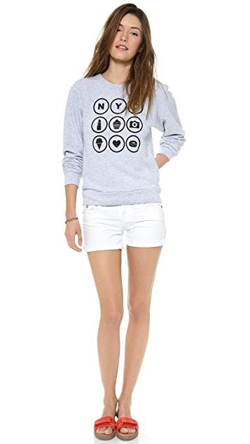Sincerely Jules NYC Icons Sweatshirt