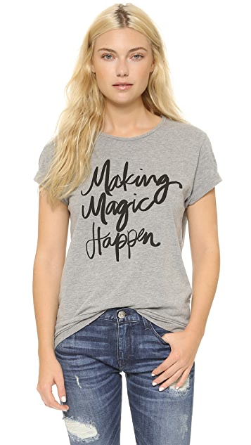 Sincerely Jules Making Magic Tee