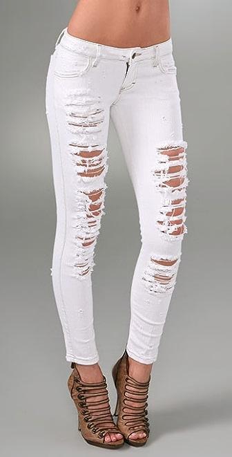 Siwy Hannah Slim Crop Jean