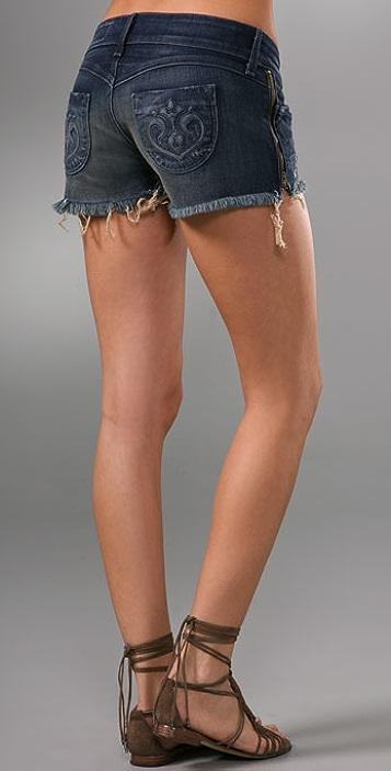 Siwy Alexa Cutoff Shorts
