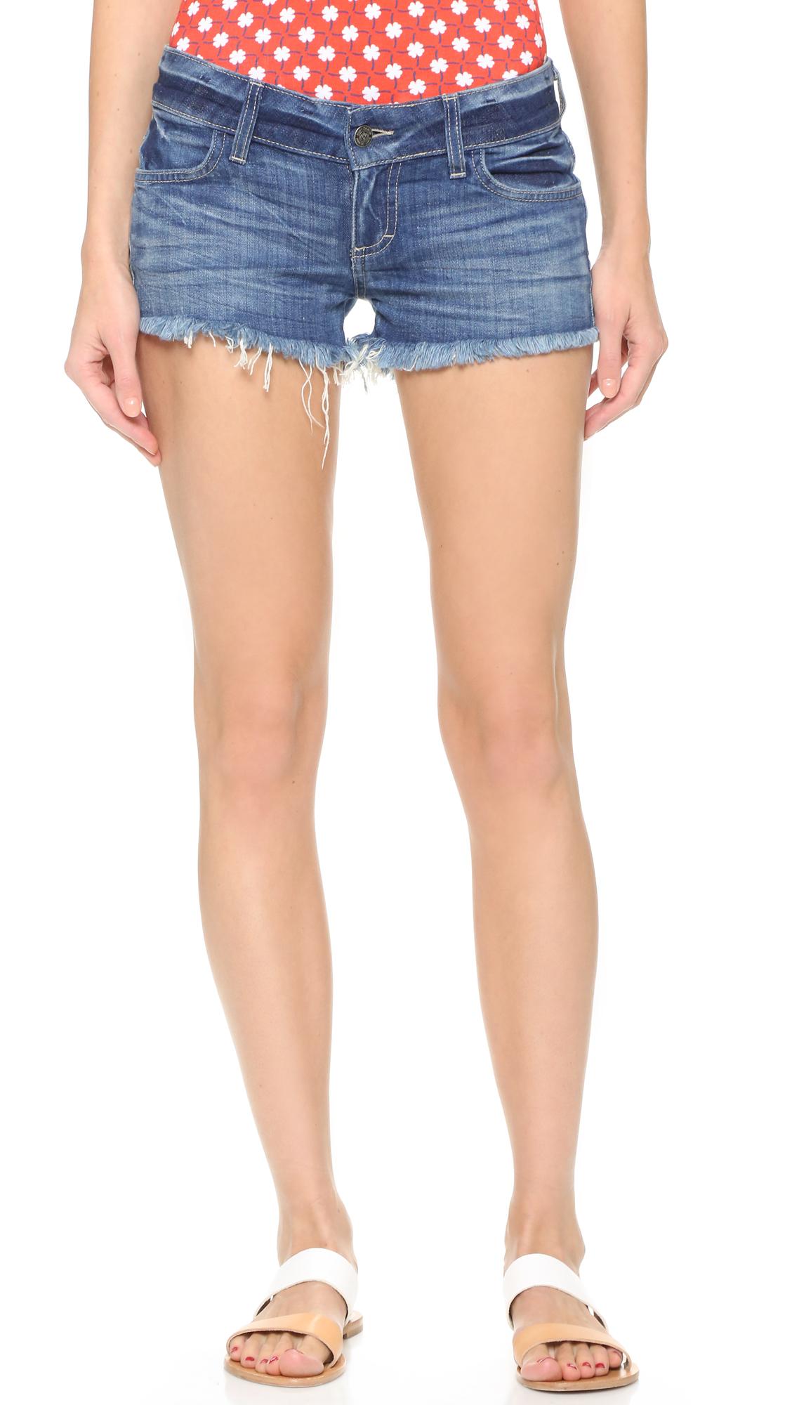 siwy female siwy camilla cutoff shorts come away with me