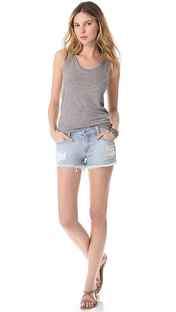 Siwy Britt High Waisted Cutoff Shorts