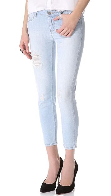 Siwy Juliet Skinny Crop Jeans