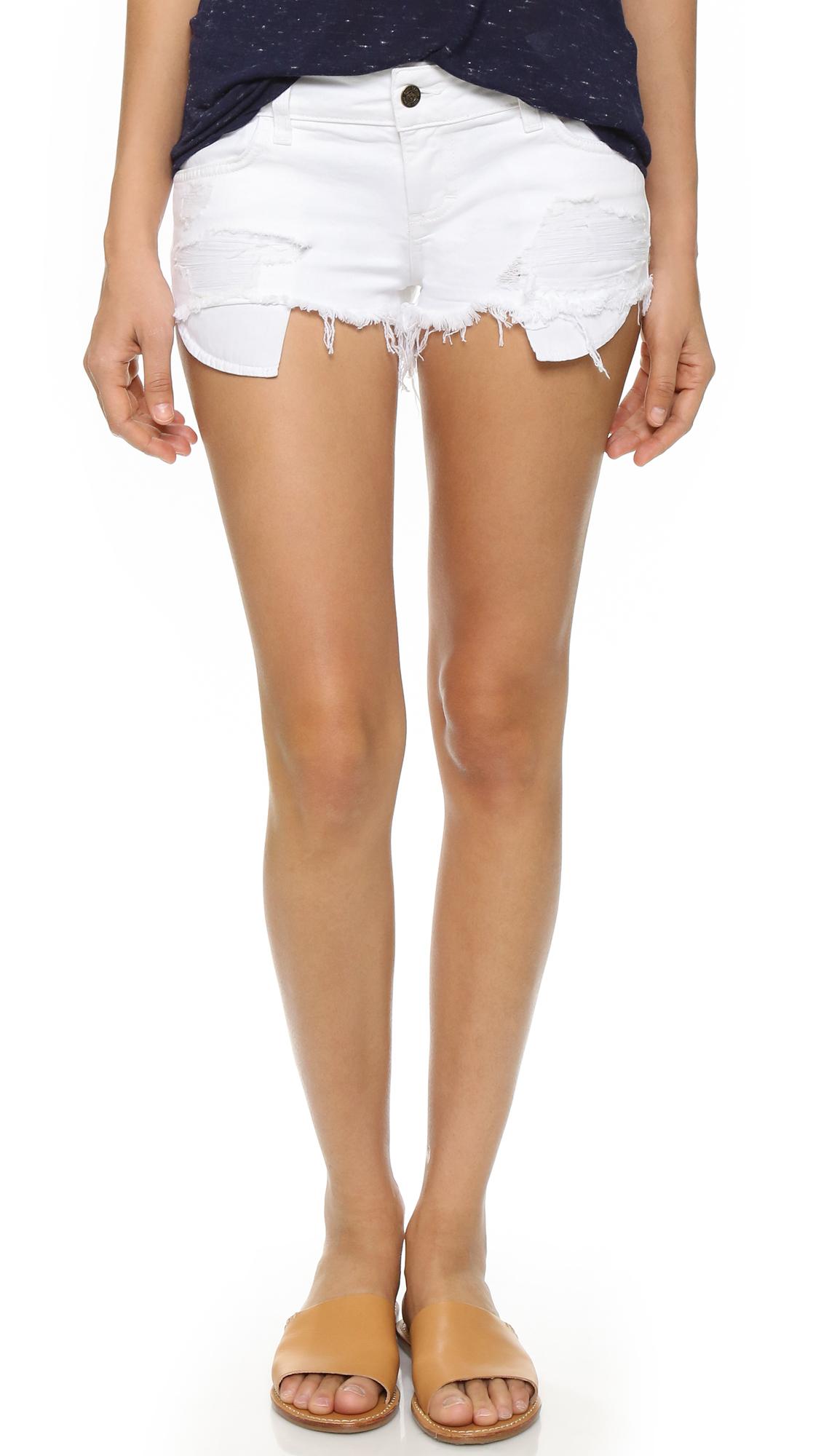 siwy female siwy madeline cutoff shorts cape cod