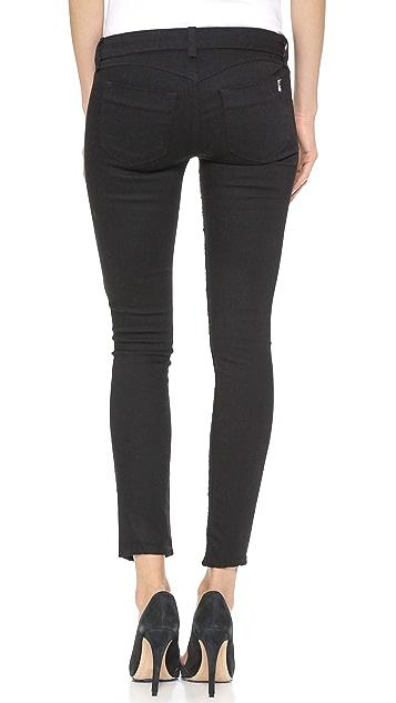 Siwy Mickie Zip Skinny Jeans