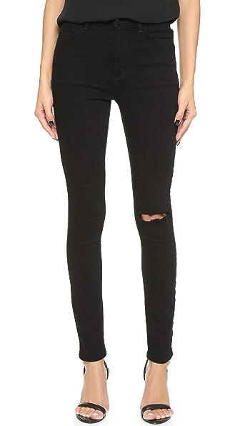 Siwy Alaina High Waisted Slim Crop Jeans