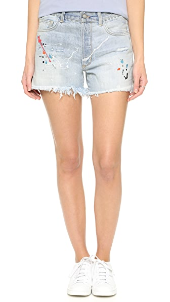 Siwy Avery Boy Shorts