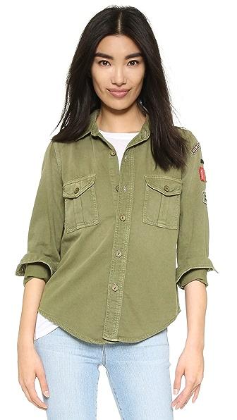 Рубашка Carlotta в стиле бойскаутов