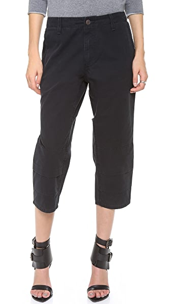 6397 Brett-O Cropped Pants