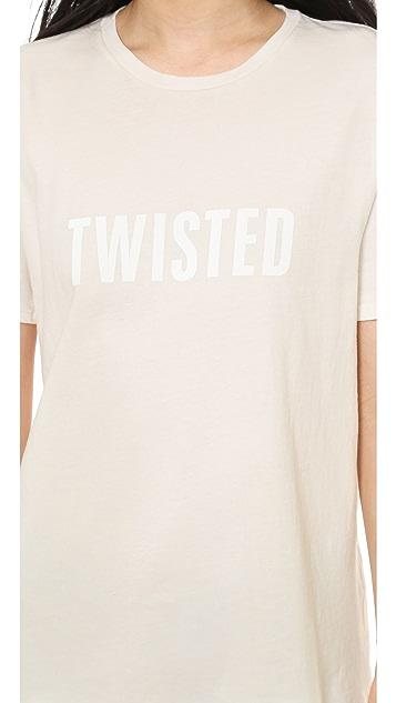 6397 Twisted Tee