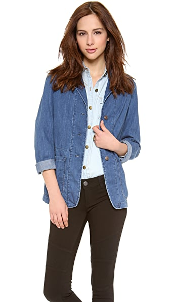 6397 Relaxed Blazer