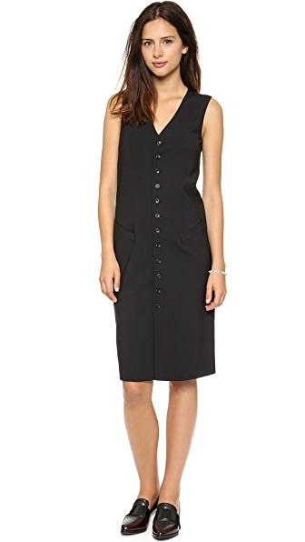 6397 Vest Dress