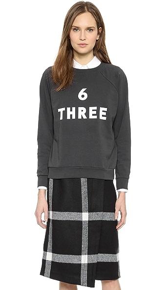 6397 6 Three Sweatshirt