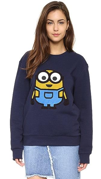 SJYP Bob Minions Sweatshirt