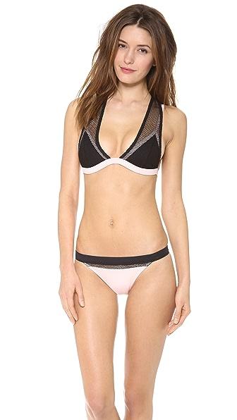 SKYE & staghorn All Overlay Bikini