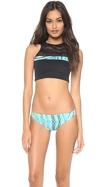 SKYE & staghorn Stella Crop Bikini