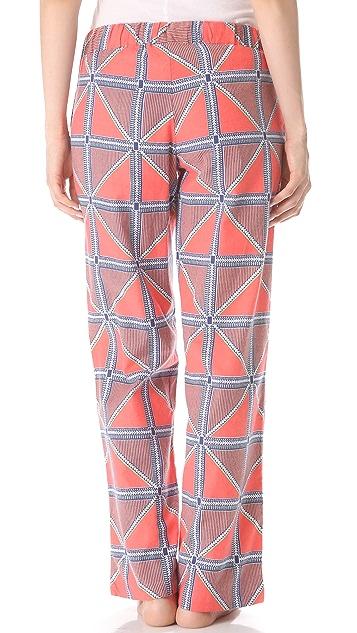 Sleep'n Round Flannel Pajama Pants