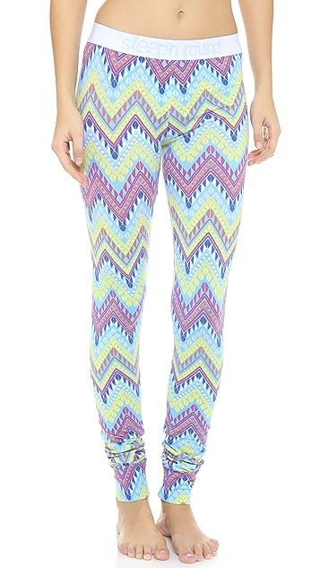 Sleep'n Round Marrakech Pajama Leggings