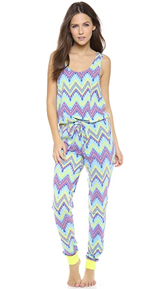 Sleep'n Round Marrakech Pajama Jumpsuit