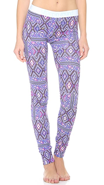 Sleep'n Round Casablanca Pajama Leggings