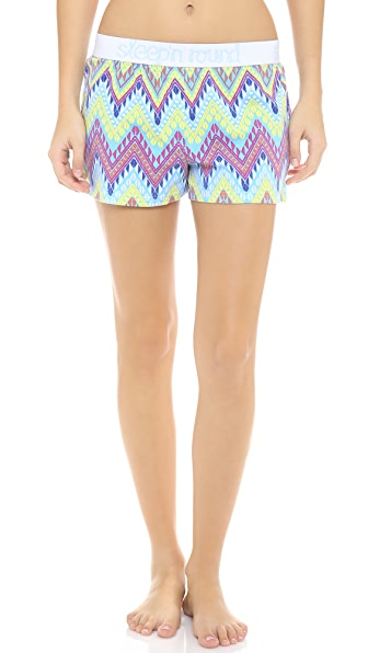 Sleep'n Round Marrakech Pajama Shorts