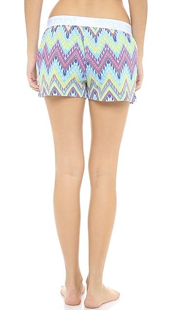 Sleep'n Round Marrakech Pajama Shorts