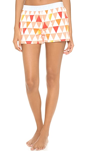 Sleep'n Round Rio Logo Shorts