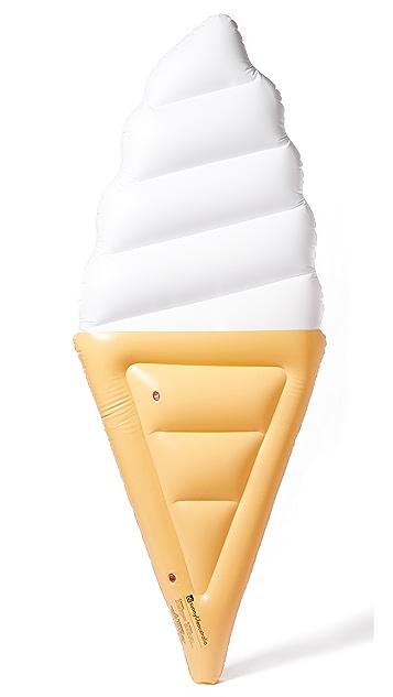 SunnyLife Inflatable Ice Cream Raft