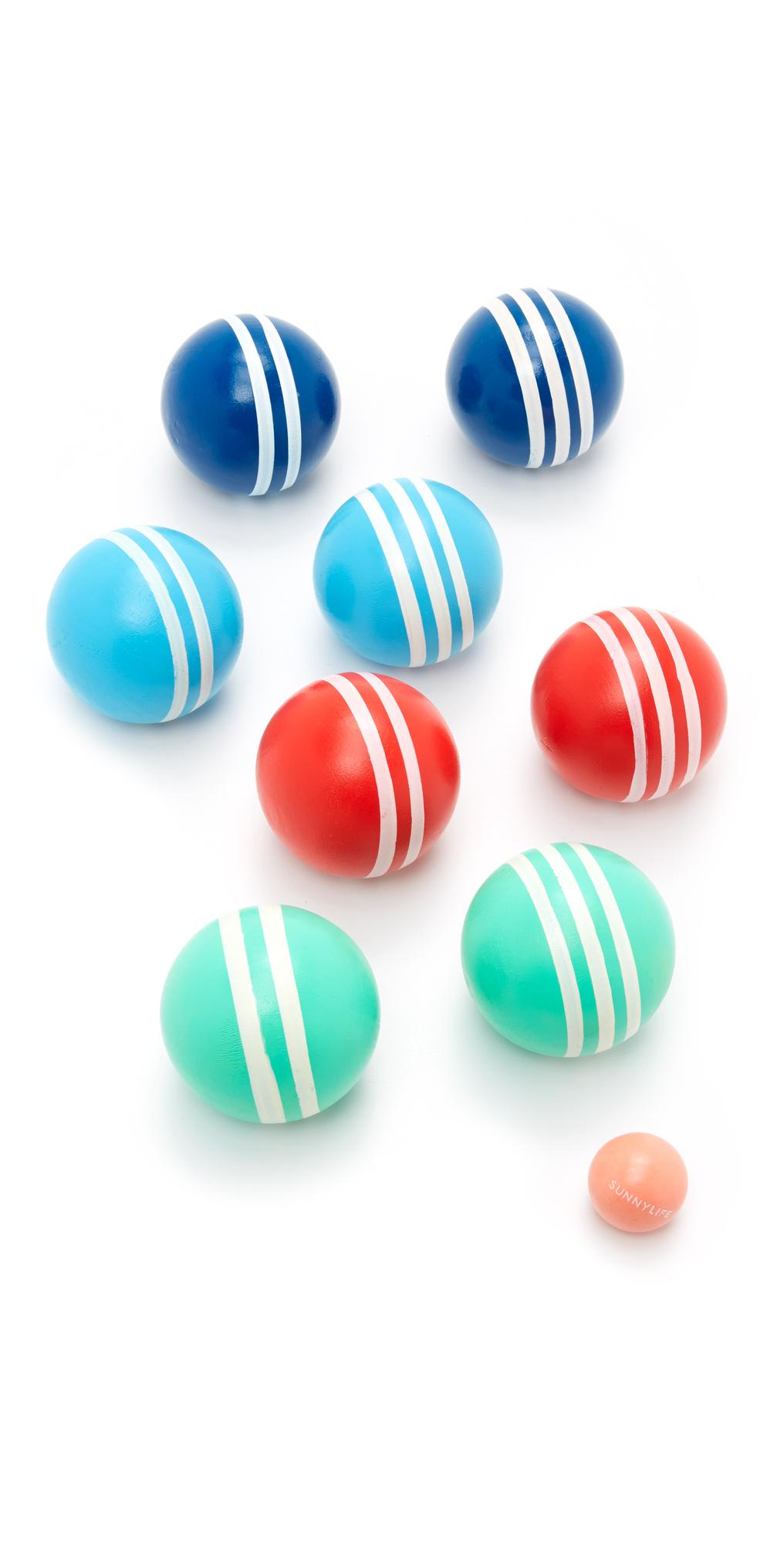 Bocce Ball Set of 8 SunnyLife
