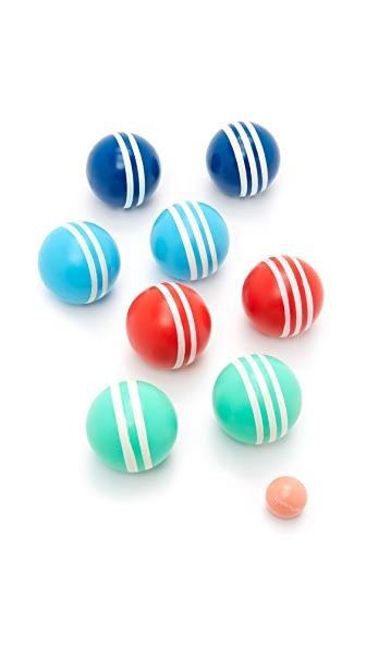 SunnyLife Bocce Ball Set of 8 - Multi