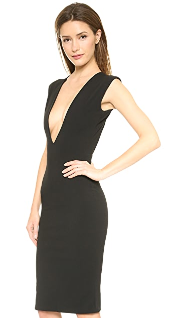 Solace London Lopez Knee Length Dress
