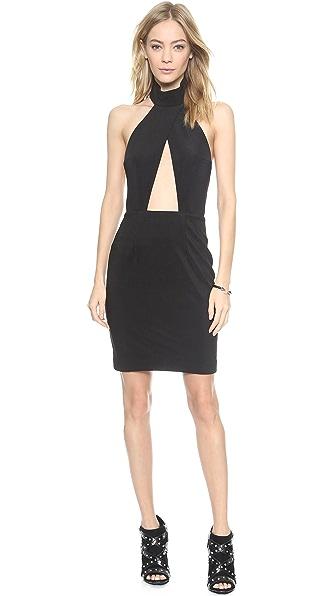 Solace London Dourn Mini Dress