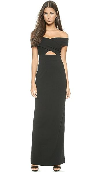 Solace London Cara Maxi Dress