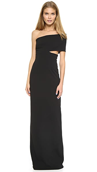 Solace London Piano Maxi Dress