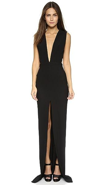 Solace London Dylan Maxi Dress
