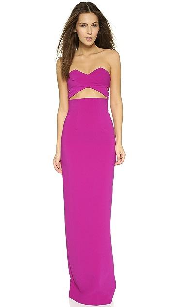 Solace London Goldie Maxi Dress