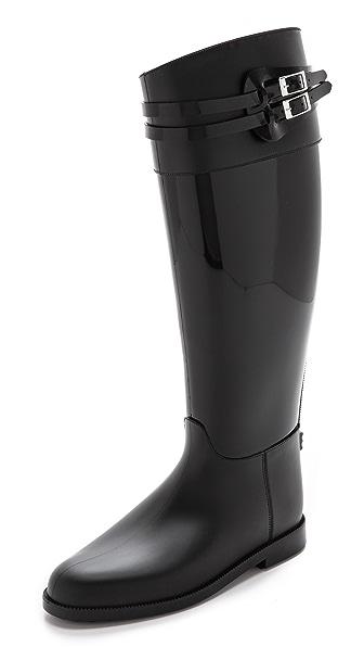 SLOOSH Italy Classic Glossy Rain Boots