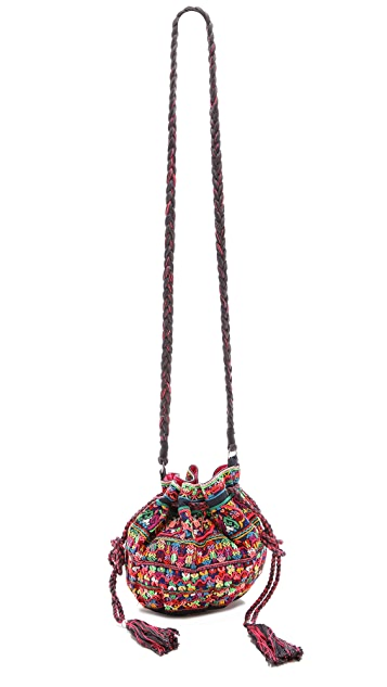 Star Mela Ina Embellished Pouch