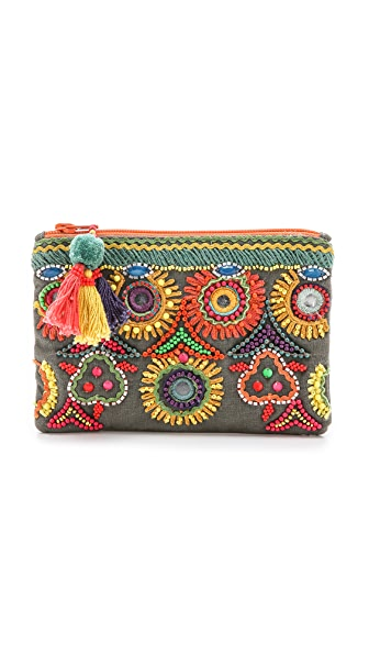 Star Mela Kinsey Bead Purse