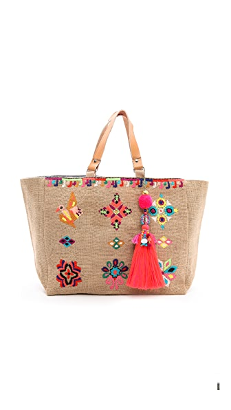Star Mela Zelma Embellished Bag