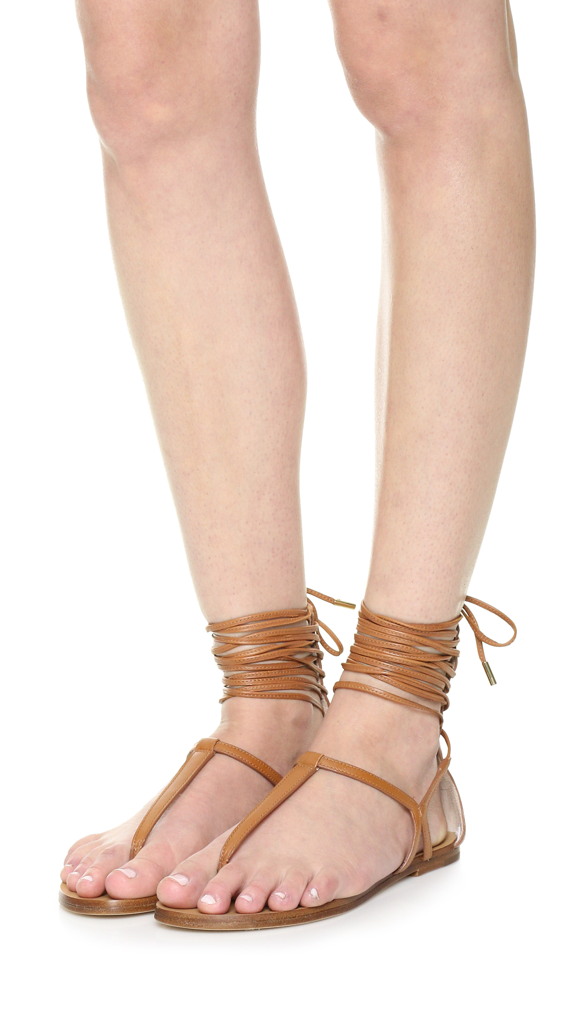 Sigerson Morrison Leather Thong Sandals clearance pay with visa sale outlet locations BPmjtYz3