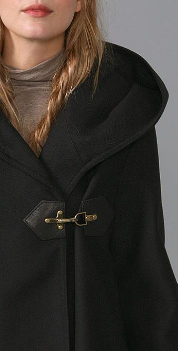 SMYTHE Swing Coat