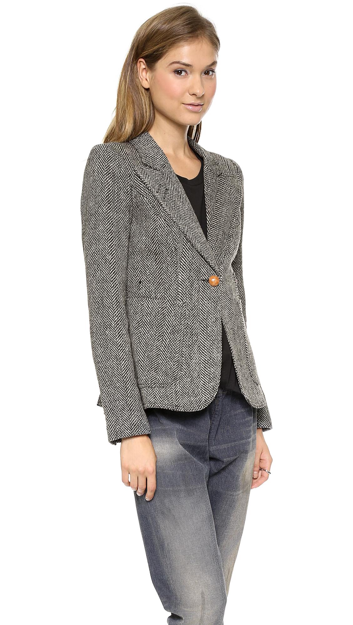 Smythe Tweed Duchess Blazer Shopbop