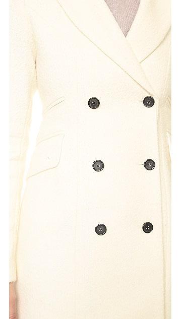 SMYTHE Reefer Coat