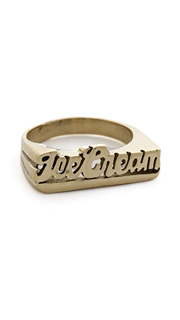 SNASH JEWELRY Ice Cream Ring