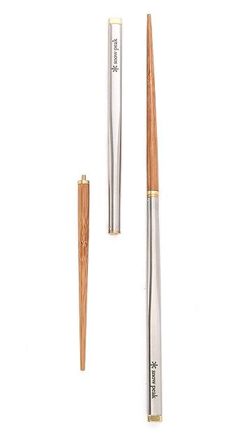 Snow Peak Bamboo Chopsticks