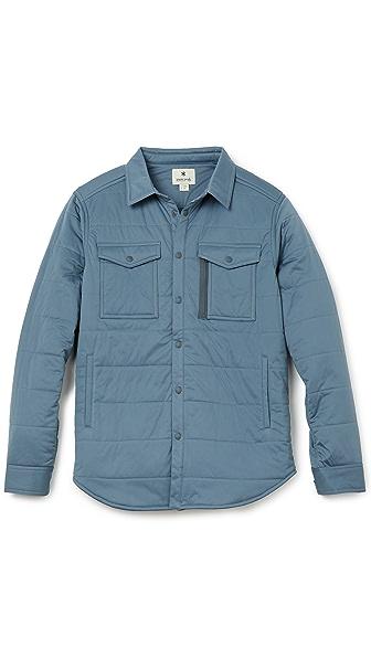 Snow Peak Insulated Shirt