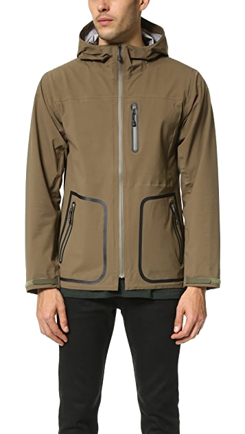 Snow Peak 3L Rain Jacket