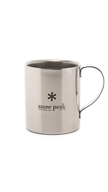 Snow Peak Double Wall 240 Mug