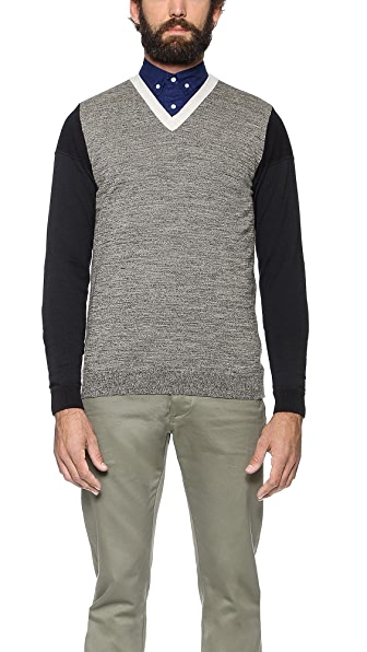 S.N.S. Herning Migration V Neck Sweater